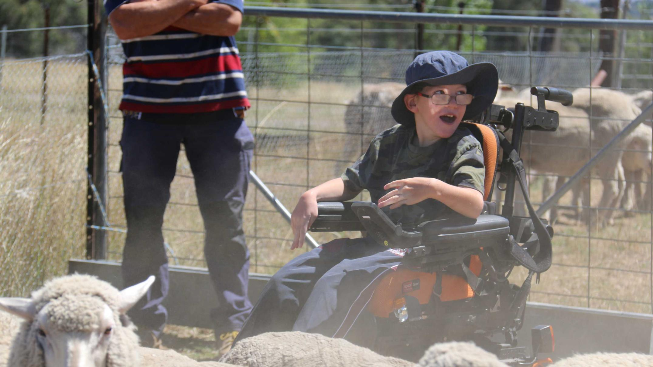born-with-cerebral-palsy,-lucas-is-thriving-after-discovering-a-passion-for-sheep-mustering