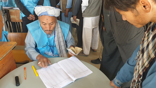 as-peace-talks-overshadow-elections,-iec-request-to-government-remains-unanswered