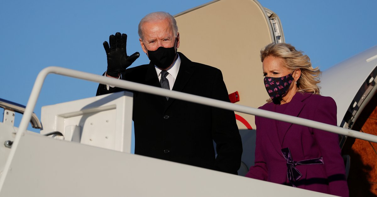 joe-biden-is-already-in-washington-for-his-inauguration-as-us-president