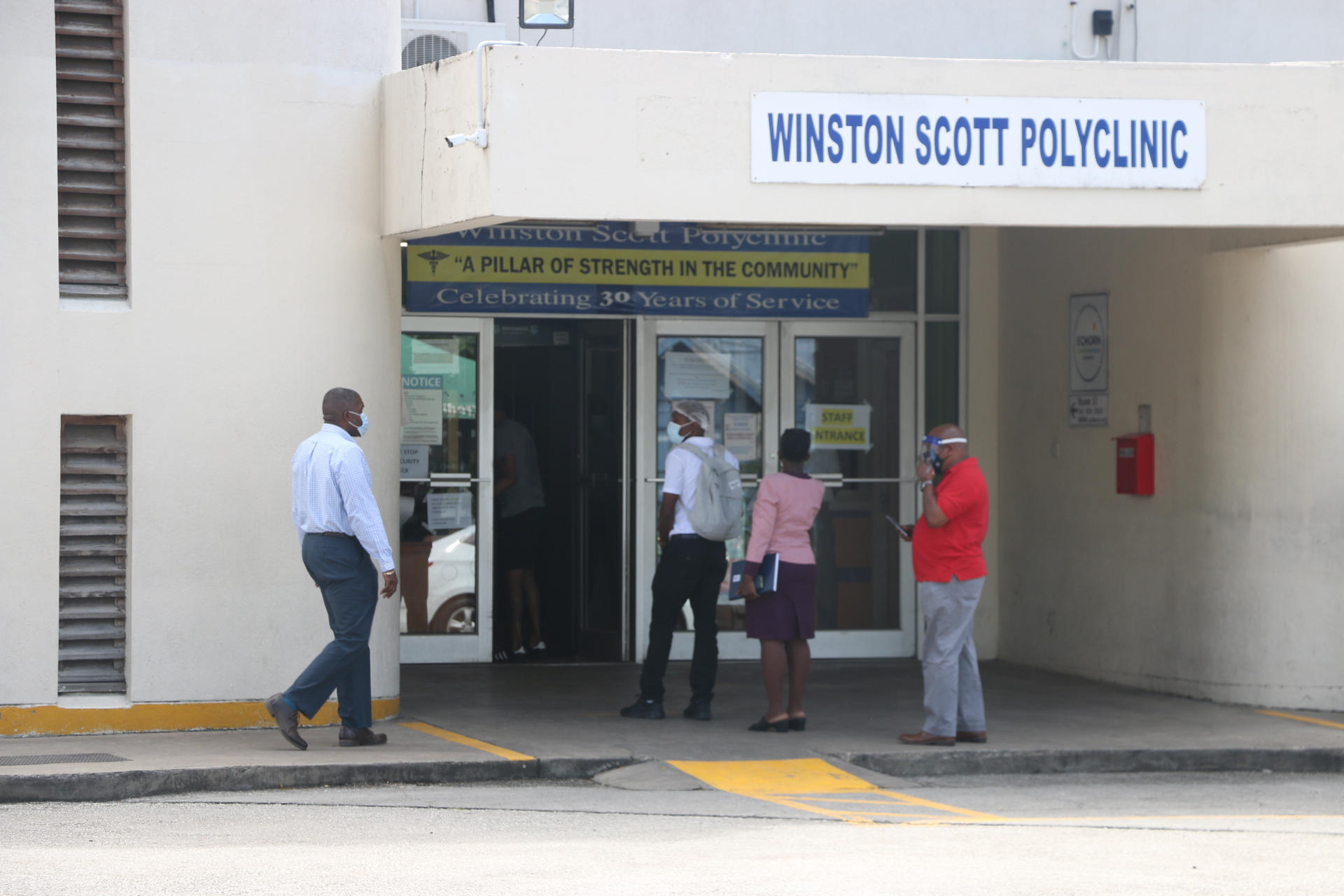 winston-scott-polyclinic-to-close-at-6-pm.-today