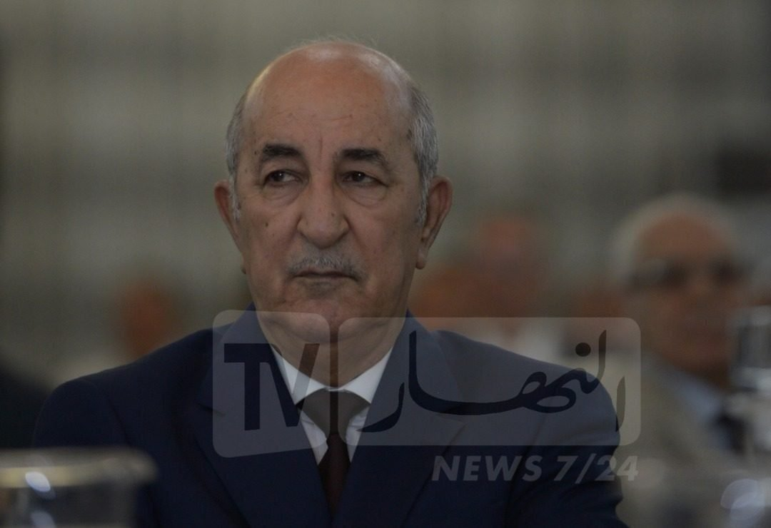 president-tebboune-has-a-wide-movement-in-the-corps-of-34-managers