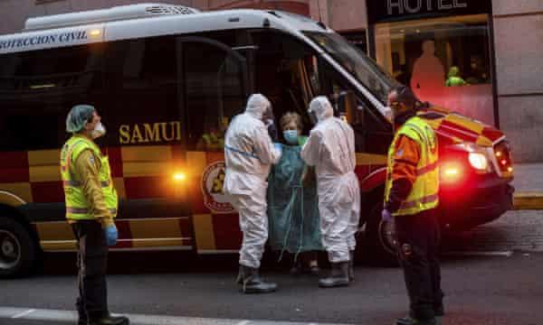 إسبانيا-تسجل-حصيلة-قياسية-لإصابات-كورونا-في-أخر-24-ساعة