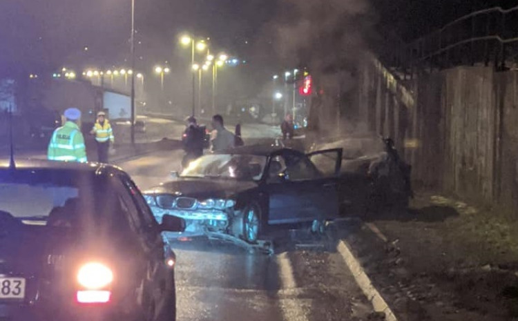 severe-traffic-accident-in-tuzla,-bmw-and-golf-collided