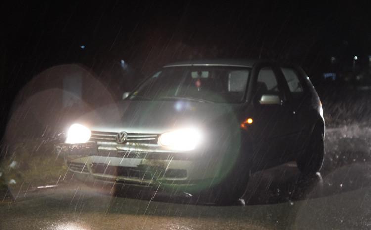 nesreca-kod-visokog:-automobilom-udario-divlju-svinju,-pogledajte-fotografije-s-lica-mjesta