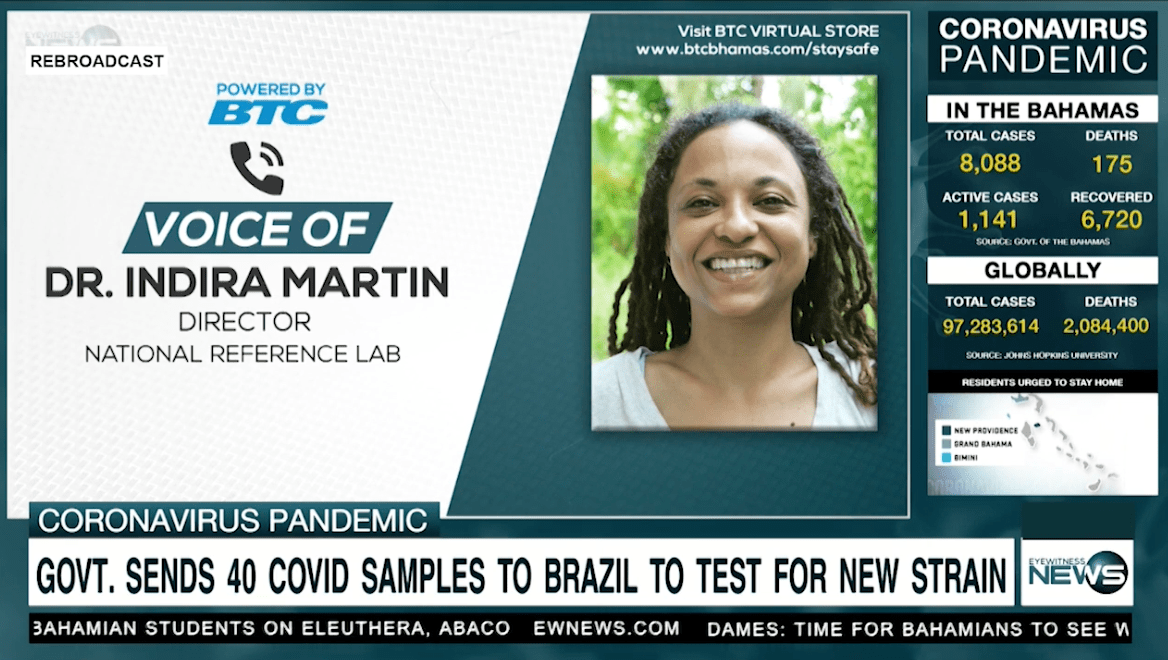 govt-sends-40-covid-19-samples-to-brazil-to-test-for-new-strain