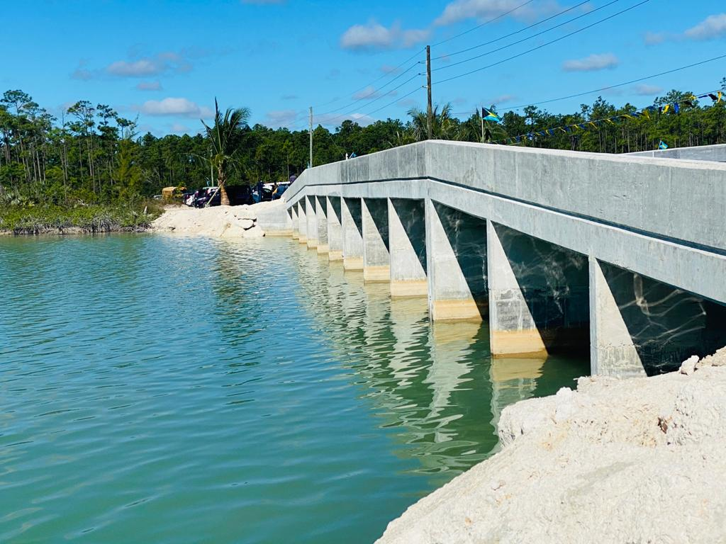 family-island-infrastructure-works-continue;-london-creek-bridge-opened-on-andros