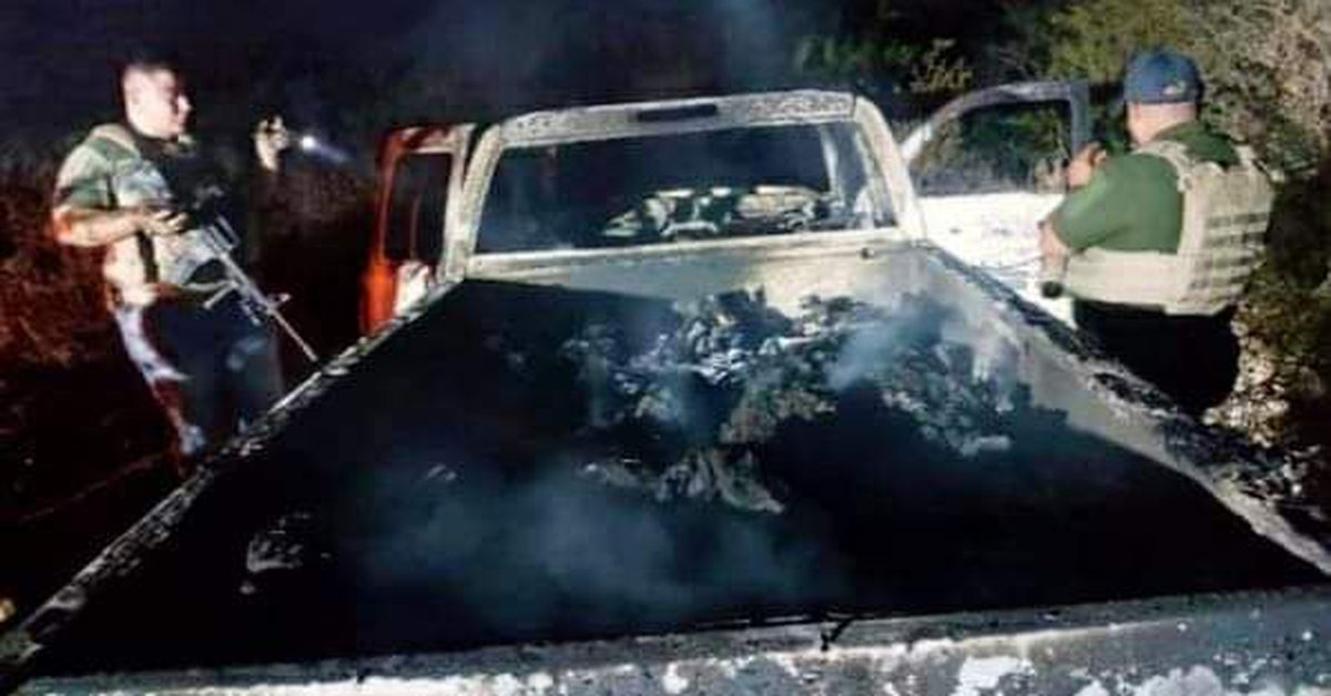 they-reported-the-discovery-of-19-burned-bodies-after-an-alleged-confrontation-in-tamaulipas