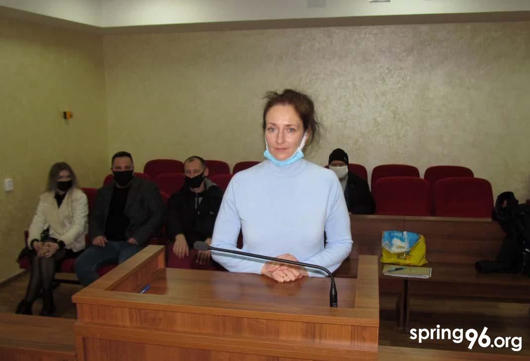 В-Слониме-молодая-мать-получила-год-«домашней-химии»-за-оскорбление-милиционера