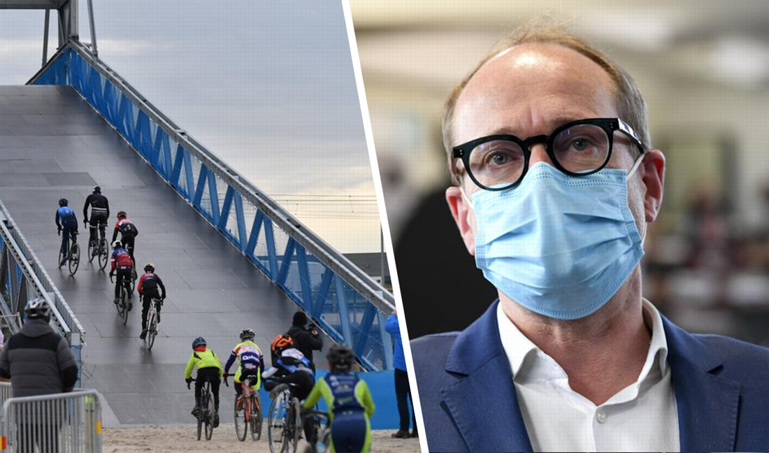 """minister-of-sport-ben-weyts-does-not-give-up-on-the-cyclocross-world-cup-in-ostend:-""""we-want-to-organize-it,-but-it-must-be-possible-to-do-so-safely"""""""