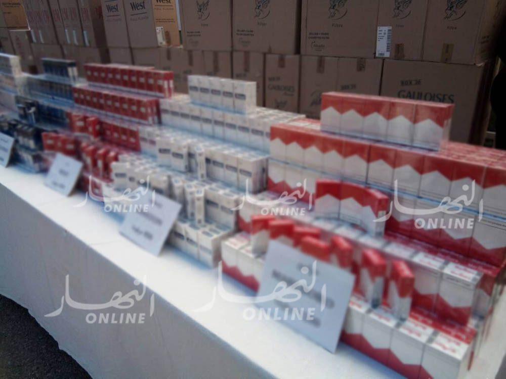 chlef:-the-gendarmerie-seized-more-than-12-thousand-units-of-fake-tobacco-and-cigarettes