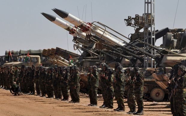 """for-the-74th-consecutive-day.-""""polisario""""-artillery-continues-to-bomb-the-""""makhzen""""-forces"""