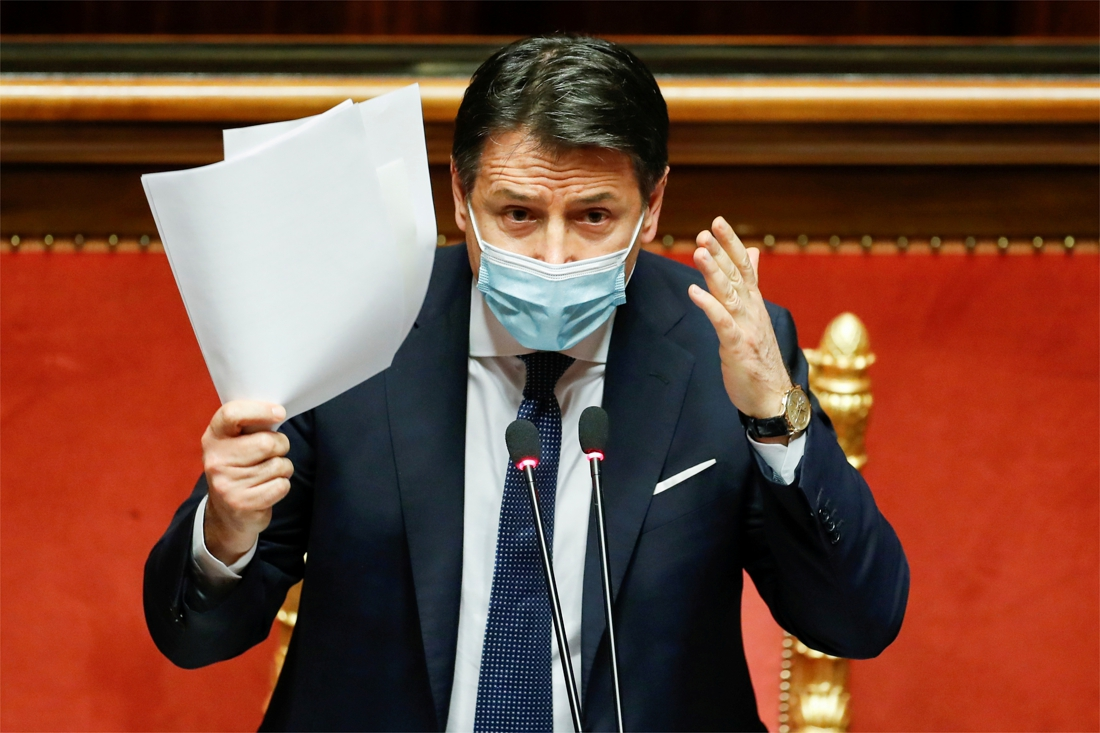 italiaanse-president-aanvaardt-ontslag-van-premier-conte-en-zijn-regering