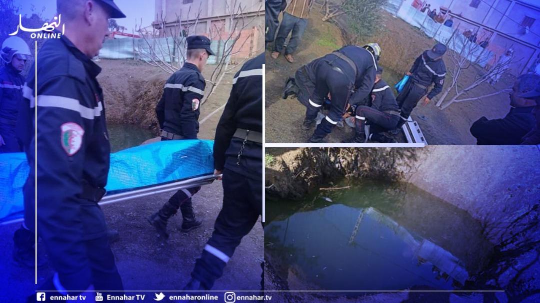 الشلف:-وفاة-طفل-سقط-في-بركة-للسقي-الفلاحي-ببني-بوعتاب