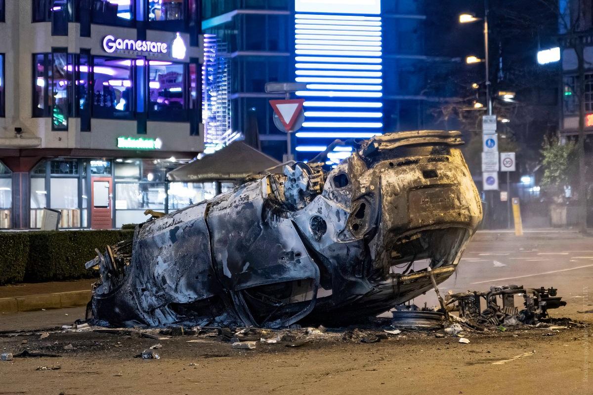 «Самые-ожесточенные-за-последние-40-лет-столкновения».-Протесты-в-Нидерландах-–-в-фотографиях