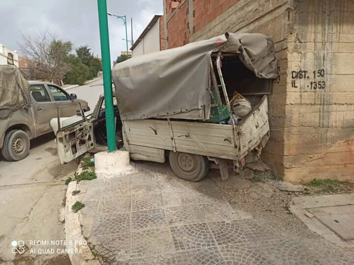 chlef:-a-young-man-was-injured-in-the-derailment-of-a-utility-vehicle,-balala-odeh