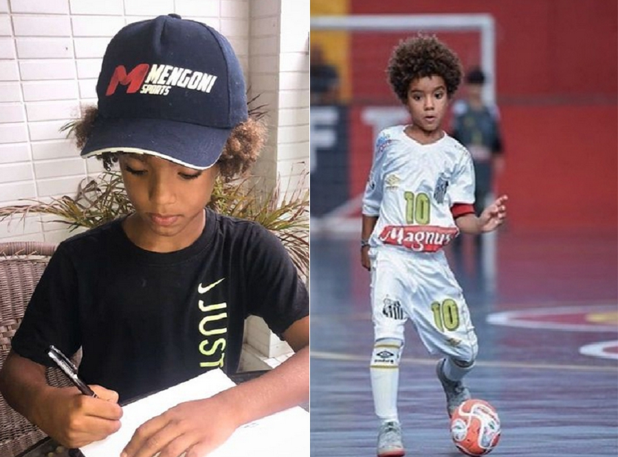 even-greater-talent-than-messi-and-neymar?-nike-sets-the-record-by-bringing-in-an-8-year-(!)-diamond