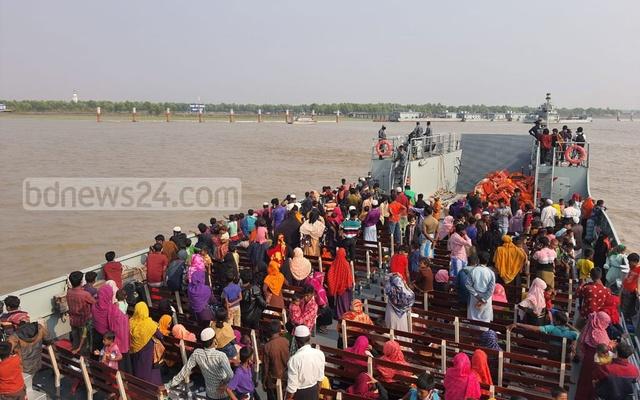 more-rohingya-will-be moved-to-bhasan-char