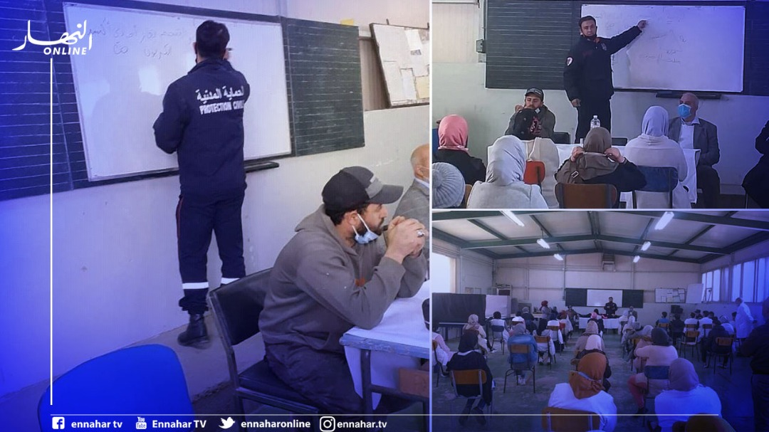 chlef:-the-civil-protection-organizes-an-awareness-campaign-to-prevent-the-dangers-of-suffocation