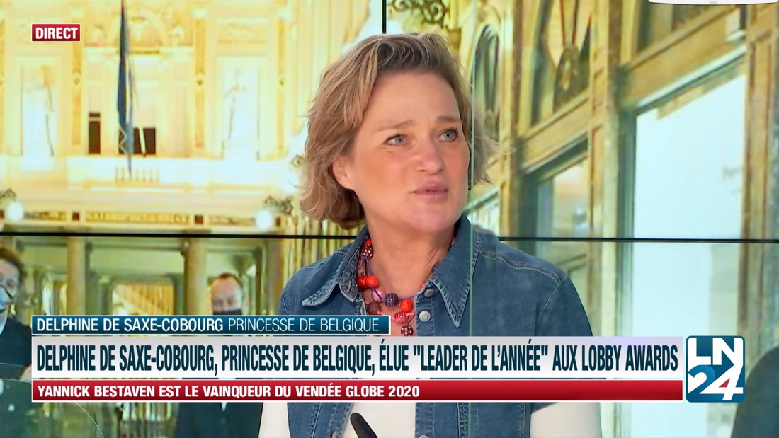 """princess-delphine-candidly-in-interview:-""""the-day-i-was-recognized,-people-changed"""""""