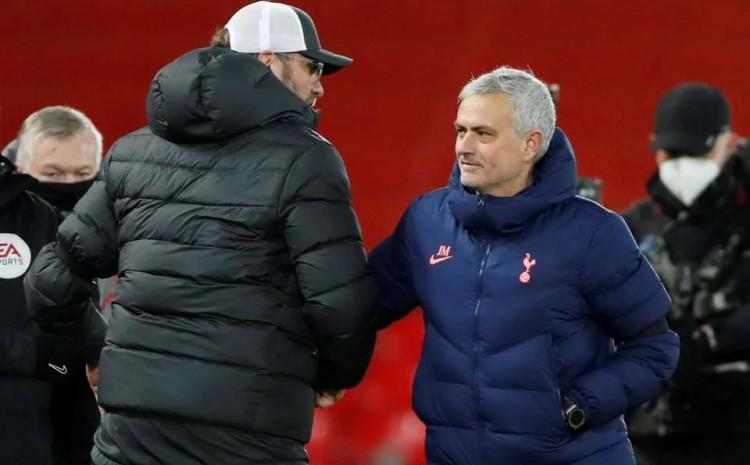 mourinho:-klopp-is-not-my-rival,-nor-a-friend