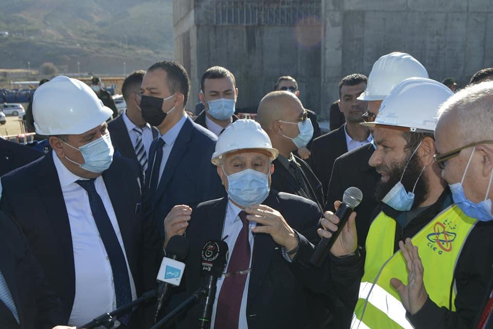 وزير-الطاقة-من-مستغانم:-تأخر-إنجاز-محطة-انتاج-الطاقة-الكهربائية-بوسنكتار-غير-معقول-وغير-مقبول