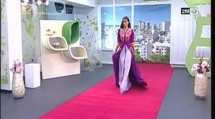 """تشكيلة-عصرية-من-القفاطين-المغربية-بقصات-وألوان-دارجة-على-الموضة…في-""""صباحيات"""""""