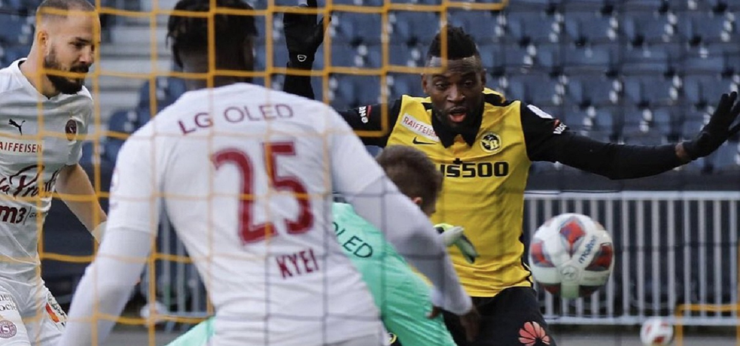swiss-super-league:-13th-goal-of-the-season-for-jean-pierre-nsame