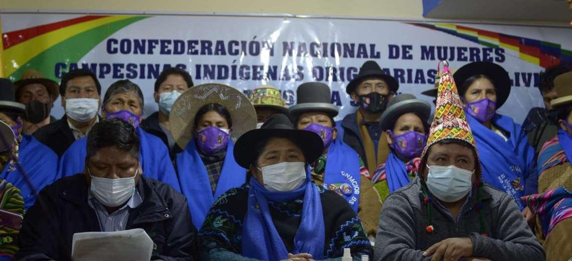 """organizaciones-afines-al-mas-llaman-a-movilizaciones-en-las-capitales-""""por-la-justicia-para-bolivia"""""""