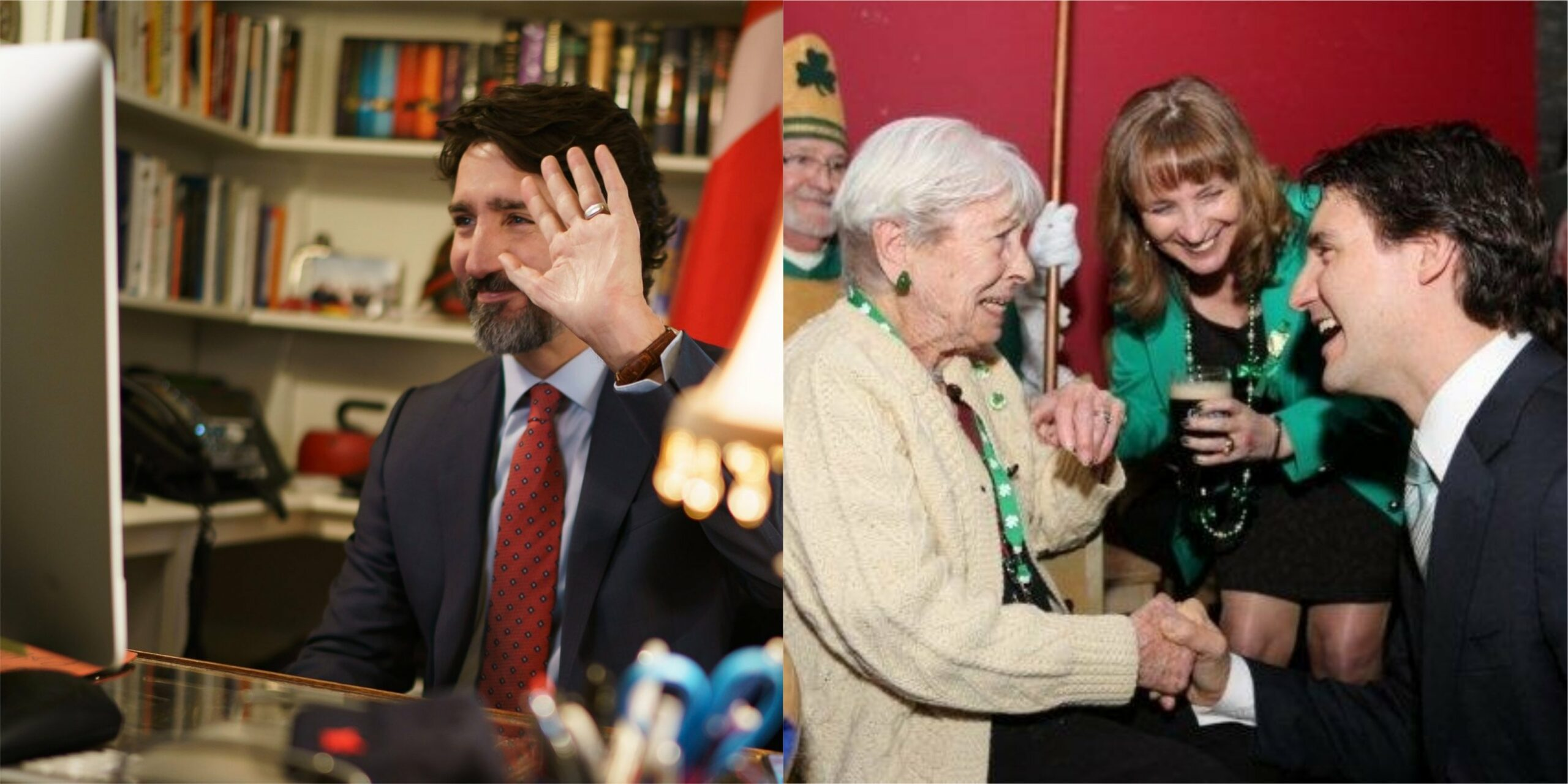justin-trudeau-has-recommendations-on-how-to-celebrate-st.-patrick's-day