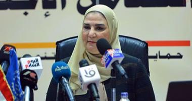 وزيرة-التضامن:-القيادة-السياسية-تهتم-بالمرأة-وتقدر-دورها-في-المجتمع
