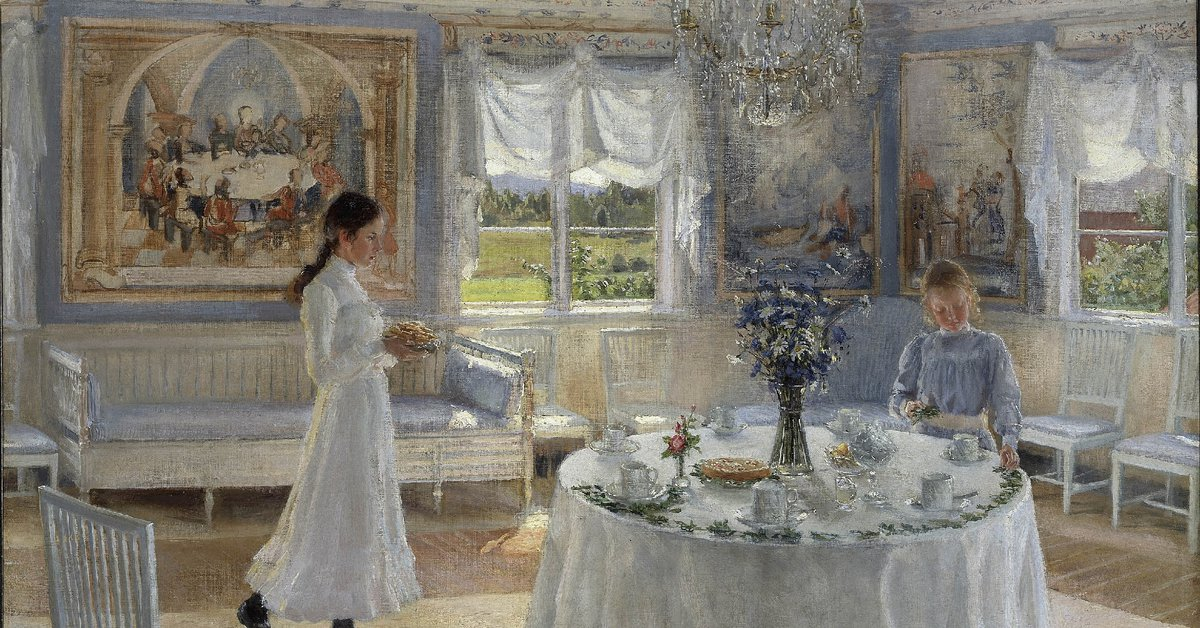"""the-beauty-of-the-day:-""""a-day-of-celebration"""",-by-fanny-brate"""