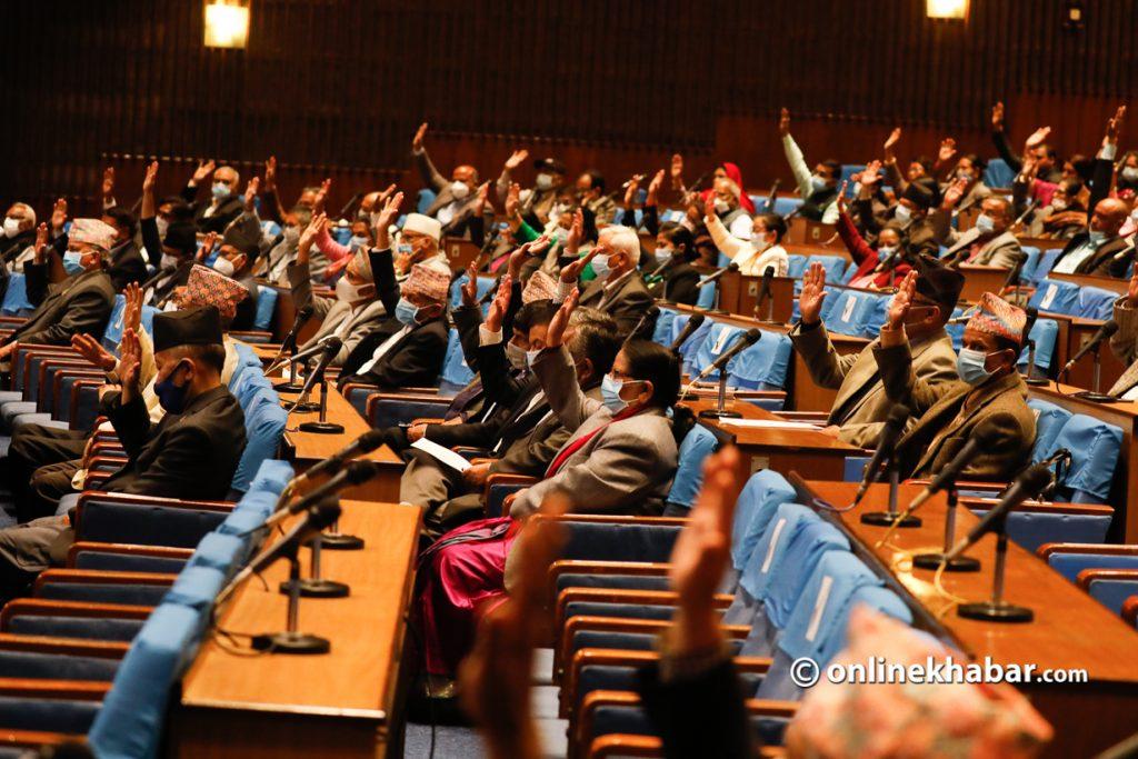 'पंगु'-बनाइँदैछ-पुनर्स्थापित-संसद