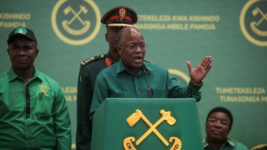 Почина-президентът-на-Танзания