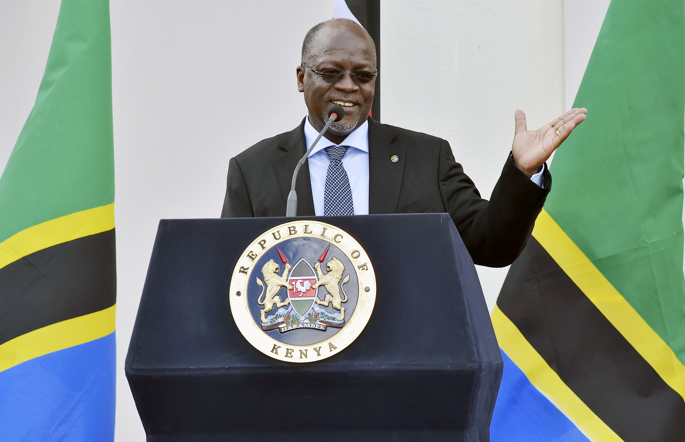 tanzanie:-le-president-john-magufuli-est-mort-a-l'age-de-61-ans