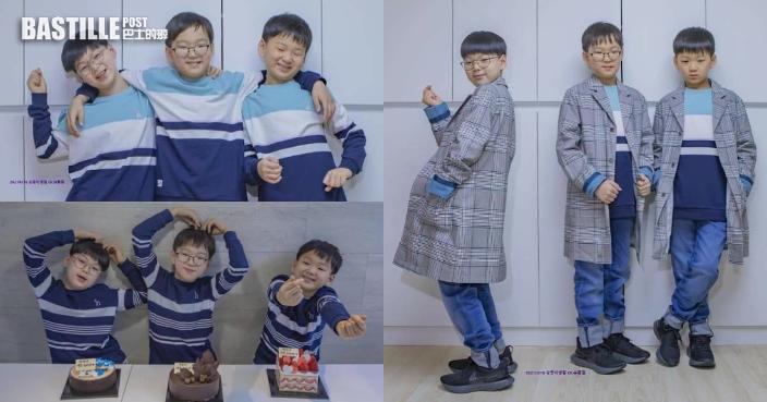 大韓民國萬歲9歲生日-插袋擺甫士變長腿oppa