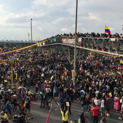 protestas-seguirian-en-algunas-zonas,-pese-a-anuncio-del-comite