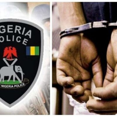 police-arrest-18-year-old-suspected-armed-robber-with-dummy-wooden-gun-in-delta