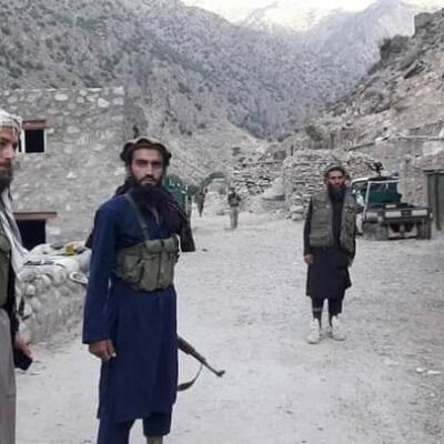 the-taliban-takes-control-but-the-government-maintains-silence