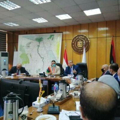 """مشاورات-""""ليبية-مصرية""""-لتفعيل-الاتفاقيات-بشأن-القوى-العاملة"""