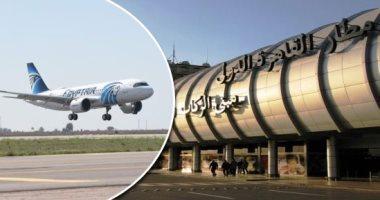 مصر-للطيران-تسير-اليوم-الجمعة-63-رحلة-جوية-لعدة-جهات-تنقل-خلالها-5617-راكبا