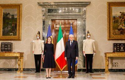 maia-sandu-s-a-intalnit-cu-presedintele-italiei,-sergio-mattarella.-despre-ce-au-discutat-oficialii