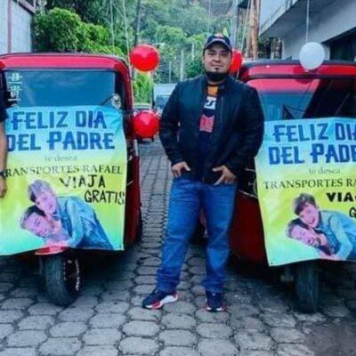 tuc-tucs-regalaron-viajes-a-papas-guatemaltecos-en-santa-rosa,-junio-2021