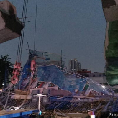 scaffolding-at-dash-highway-collapses,-two-injured