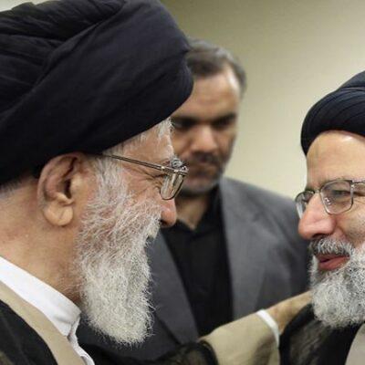 السيد-رئيسي-يستأذن-الإمام-الخامنئي-للتّركيز-على-تشكيل-الحكومة