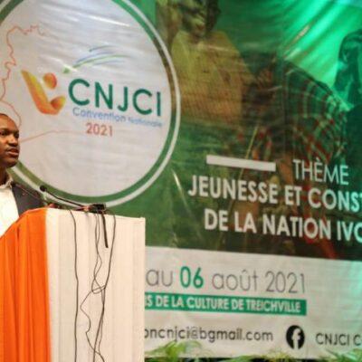 2eme-convention-du-conseil-national-des-jeunes-(cnj):-mamadou-toure-livre-les-attentes-du-president-alassane-ouattara