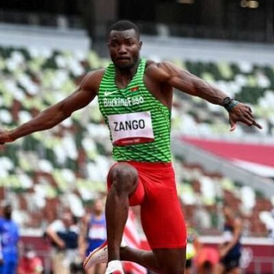 jo-tokyo-2020:-l'athlete-hugues-zango-offre-une-medaille-de-bronze-au-burkina-faso
