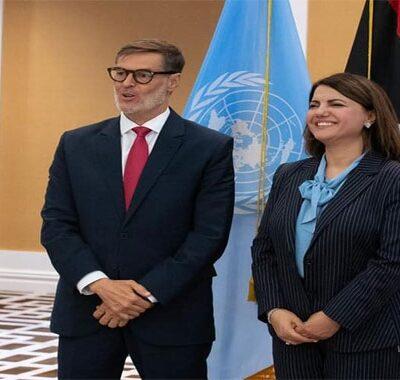 """""""غونزاليس""""-لـ""""المنقوش"""":-سنعيد-فتح-سفارة-فنزويلا-في-طرابلس-قريبًا"""