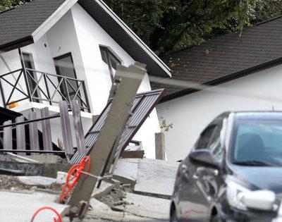 Последствия-наводнения-в Сочи