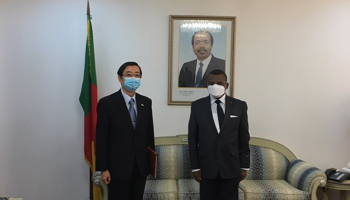 diplomatie:-tsutomu-osawa,-ambassadeur-du-japon-au-cameroun,-fait-ses-adieux