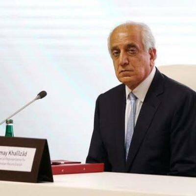 top-us-envoy-zalmay-khalilzad-steps-down